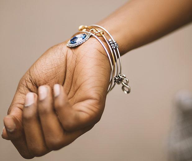 Comment agrémenter son bracelet ?